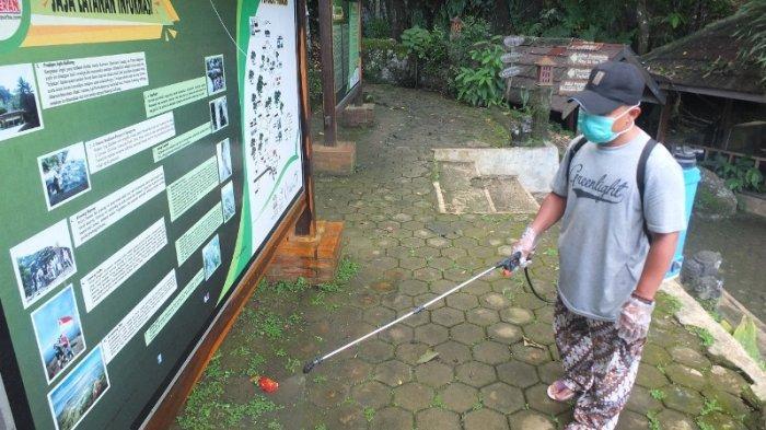 BREAKING NEWS : Antisipasi Virus Corona, Sejumlah Obyek Wisata di Gunungkidul Pilih Tutup Sementara