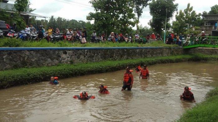 BREAKING NEWS : Diduga Depresi, Seorang Warga Bantul Menceburkan Diri ke Sungai Glagahan