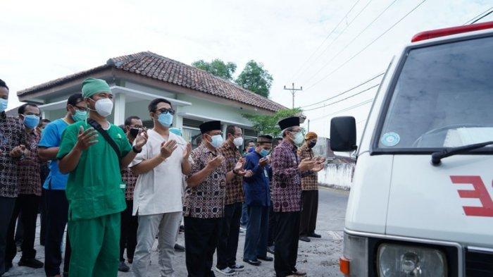 BREAKING NEWS : Duka dari Bantul,Seorang Nakes RSUD Panembahan Senopati Gugur Terpapar Covid-19
