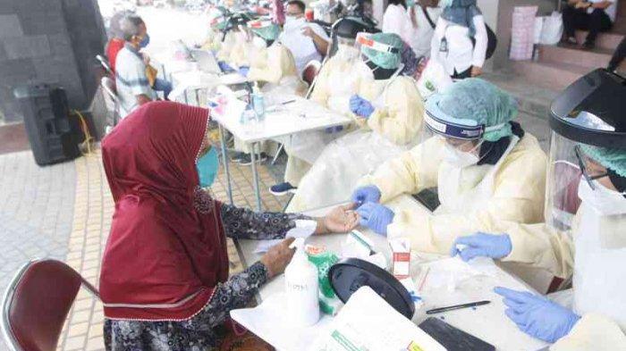 Data Terkini Kasus Positif Virus Corona Di Indonesia Per Sabtu Sore 18 Juli 2020 Tribun Jogja