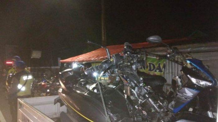 BREAKING NEWS : Kecelakaan Maut di Magelang, Empat Orang Tewas
