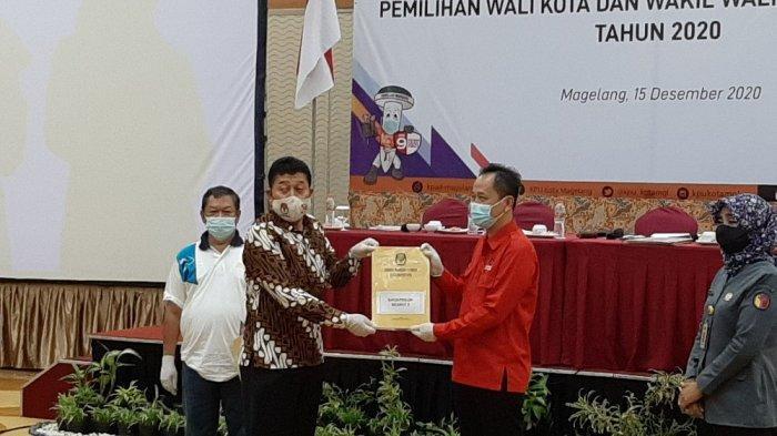 BREAKING NEWS : KPU Kota Magelang Tetapkan Hasil Penghitungan Suara Pilkada 2020 Kota Magelang