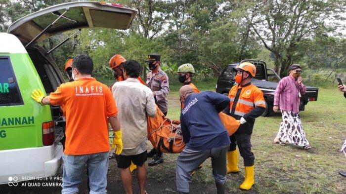 BREAKING NEWS : Mayat Tanpa Identitas Ditemukan di Sungai Progo Magelang