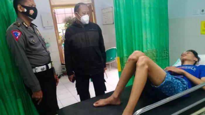 BREAKING NEWS : Rombongan Klitih Kejar Dua Pemuda Hingga Kulon Progo, Lalu Sabet Korban Pakai Sajam
