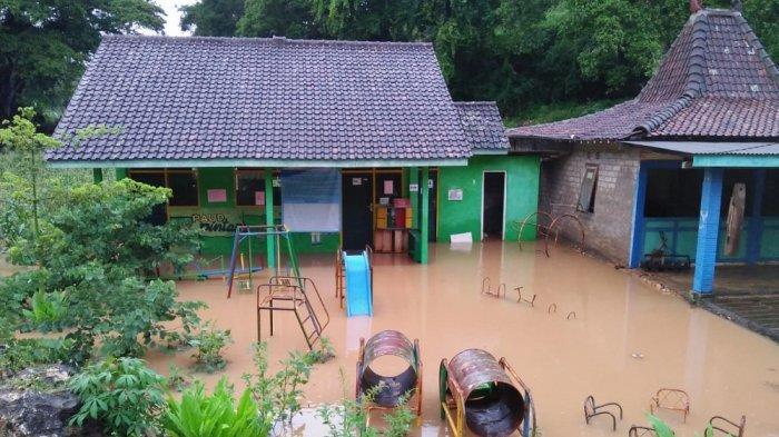DLH Gunungkidul Sebut Tambang Jadi Penyebab Banjir Belakangan Ini