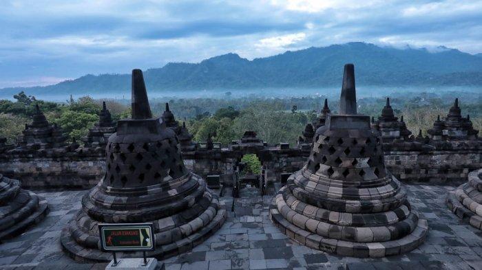 Tidak Ada Perayaan Waisak di Candi Borobudur dan Mendut Tahun ini