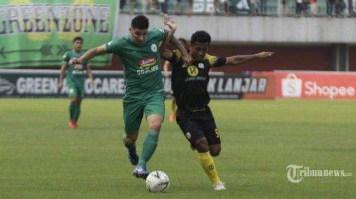 Tanpa Brian Ferreira, PSS Sleman Optimis Tatap Tujuh Laga Sisa di Liga 1 2019