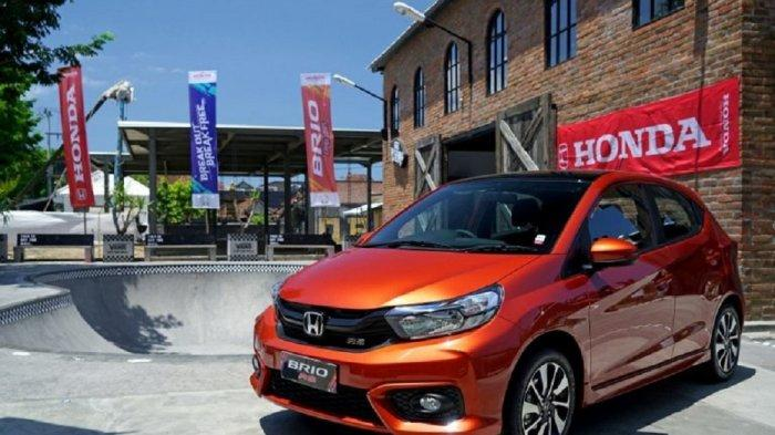 Honda Brio menjadi model dengan penjualan tertinggi untuk Honda di bulan Agustus dengan total 6.256 unit.