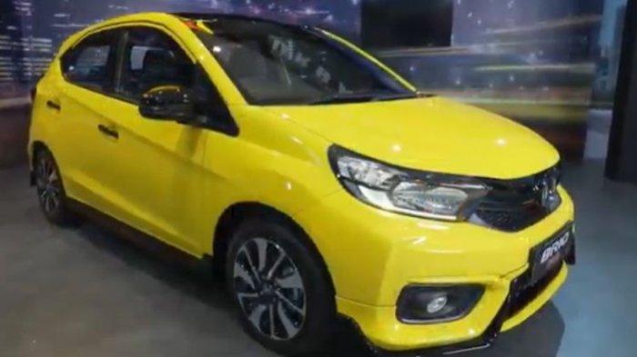 MOBIL BARU : 3 Mobil Baru Besutan Honda Resmi Dirilis Di Indonesia, Brio RS Urbanite Salah Satunya