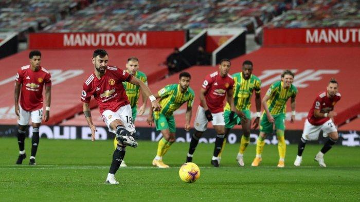 West Bromwich Albion (WBA) vs Manchester United (MU) - Line Up & Link Siaran Langsung Live Streaming
