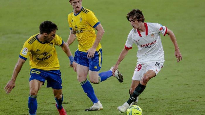 Tukar Guling Tottenham-Sevilla: Bryan Gil ke Inggris, Eric Lamela ke Spanyol