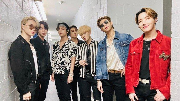 Keren! Boyband BTS Capai Nomor 1 di Peringkat Iklan Global YouTube