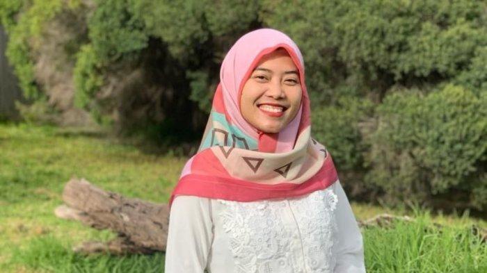 BUAH BIBIR : Zakia El Muarrifa Senang Kembali Menikmati Ramadan di Kampung Halaman