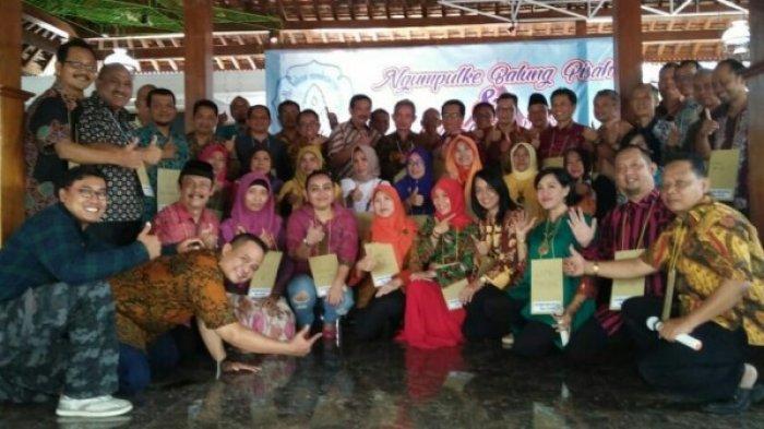 Budi Wibowo SH Pimpin IKA UNS Chapter Yogyakarta