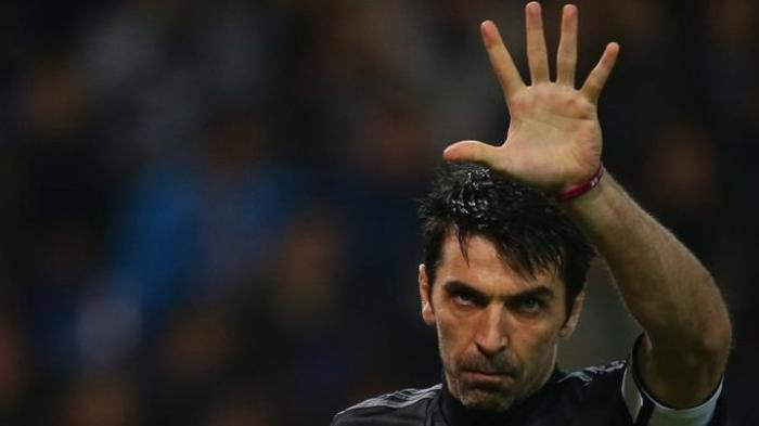 LIGA ITALIA: Ciao Gigi. . . Buffon Akhirnya Ucapkan Selamat Tinggal kepada Juventus