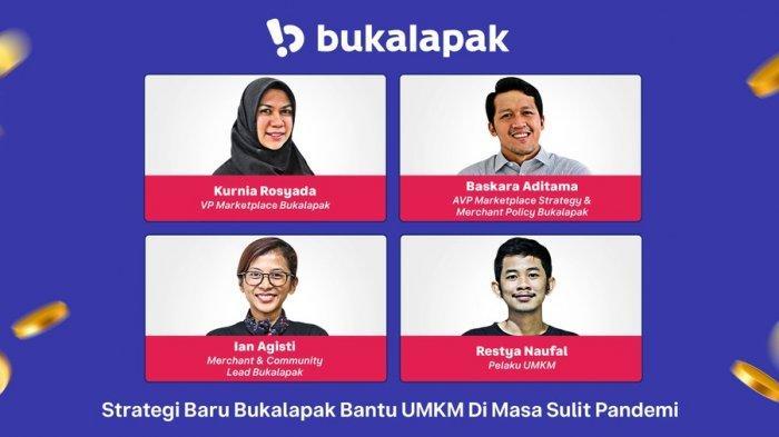 Kesempatan Menarik, Bukalapak Gelar Kontes Pelapak Indonesia untuk UMKM
