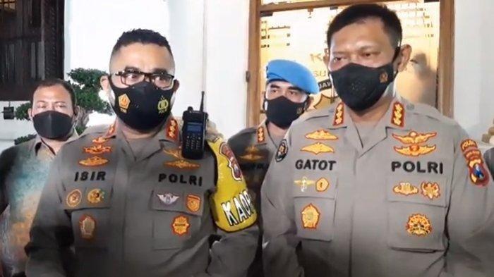 Bukannya Berantas Narkoba, Lima Polisi di Polrestabes Surabaya Ini Malah Pesta Sabu di Kamar Hotel