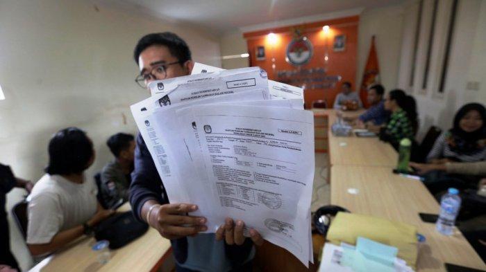 Perwakilan Lebih dari 500 Pemilih yang Punya A5 dan Tak Bisa Mencoblos Lapor ke Bawaslu DIY