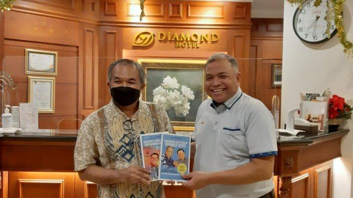 Silaturahim Semakin Meluas, Mayjen TNI Purn Sunindyo Puji Kiprah Dr Aqua Dwipayana