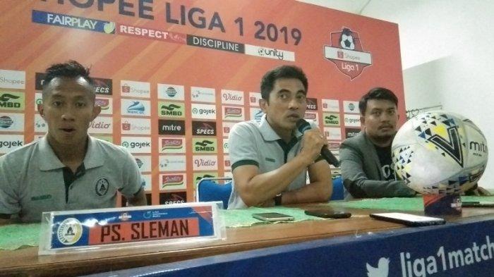 Bungkam Kalteng Putra 1-0 Pelatih PSS Sleman: Ini Berkat Kerja Keras Pemain