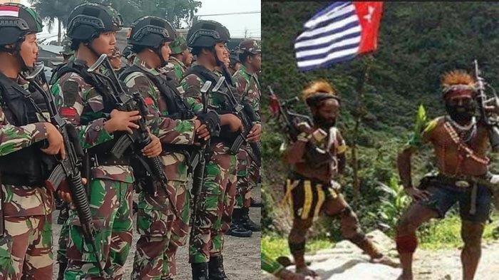 Kronologi Tim Satgas Pamtas RI-PNG Yonif 131/Brs Amankan 6 Orang yang Diduga Anggota KKB
