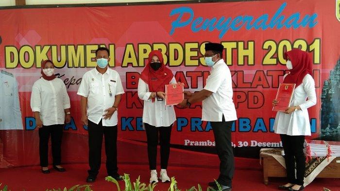 Bupati Klaten Sri Mulyani Ajak Warga Bijaksana dalam Memaknai Pergantian Tahun Baru 2021
