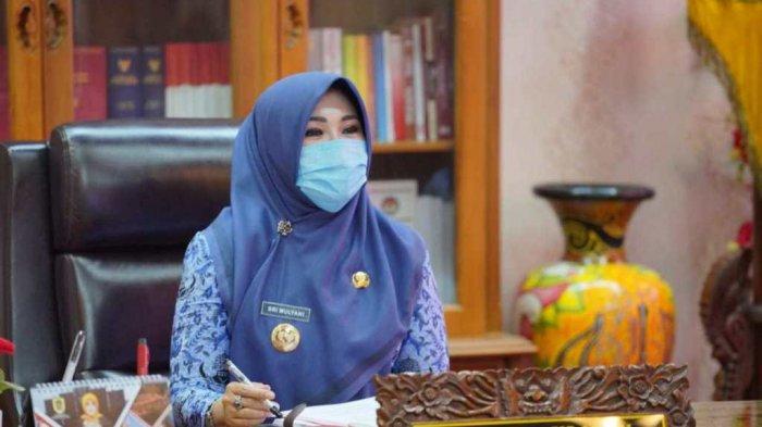 Bupati Klaten Sri Mulyani Raih Penghargaan BergengsiNatamukti Award 2020