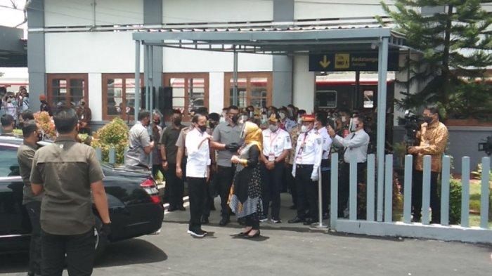 Bupati Klaten Sri Mulyani Usul Ke Presiden Jokowi Dibangunkan Fly Over