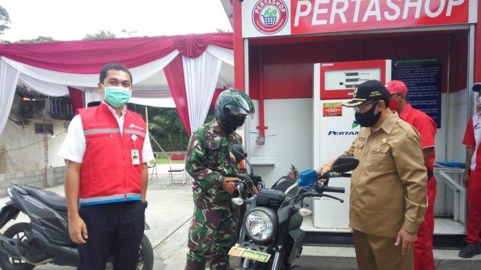 Berkembang Pesat, 106 Pertashop Sudah Hadir di Jateng dan DIY