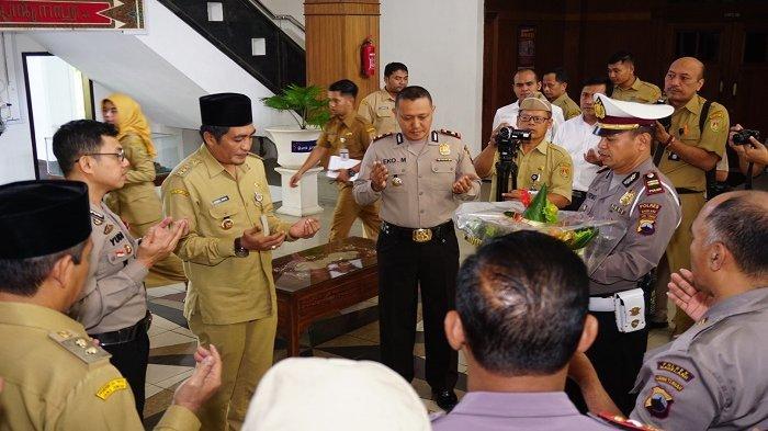 Bupati Magelang Terima Panggilan Polisi, Setelah Datang Ternyata Prank Call dari Wakapolres