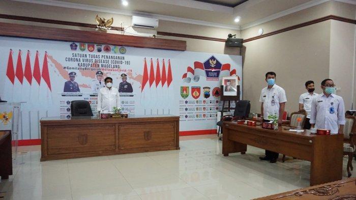 Kepala BNPB Instruksikan Upaya Mitigasi Bencana, Pemkab Magelang Ikuti Arahan BPPTKG