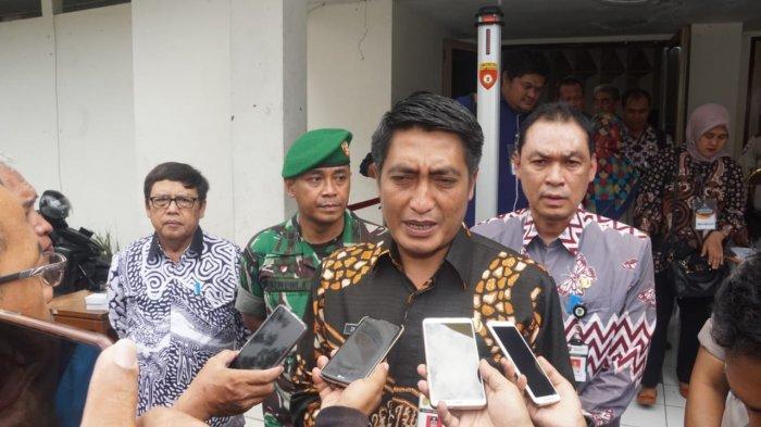 Pemkab Magelang Beri Santunan untuk Penyelenggara Pemilu yang Meninggal ataupun Sakit