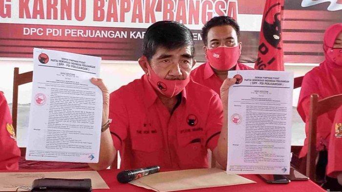 Bupati Semarang dan Anaknya Dipecat PDIP Gara-gara Dukung Istri Maju Pilkada Lewat Partai Lain