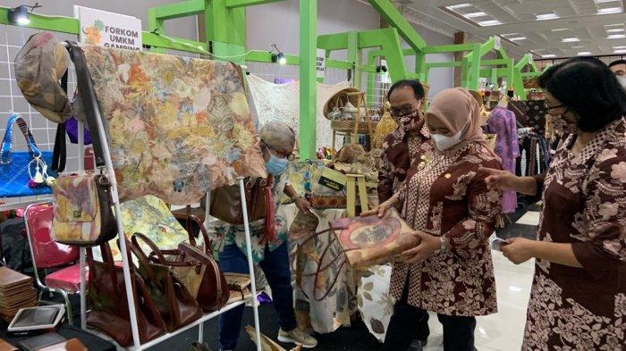 Pasar Lebaran 2021 di Sleman City Hall Dibuka, Ajang Pamer Kualitas Produk UMKM Sleman