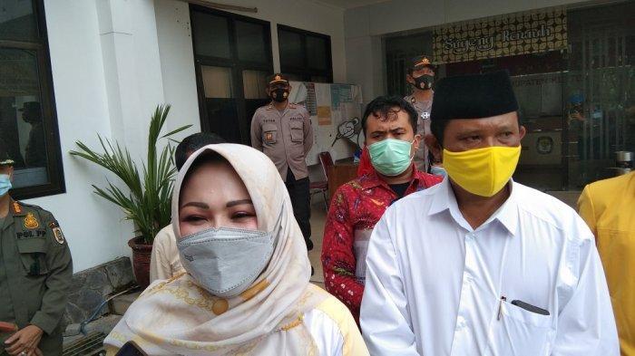 Bupati Sri Mulyani Siap Menjadi Orang Pertama di Klaten yang Disuntik Vaksin COVID-19