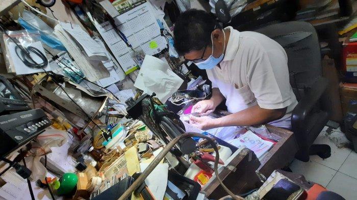 Dari Industri Rumahan Terbang ke Negeri Sakura, Perajin Kotagede Bangkit di Tengah Pandemi
