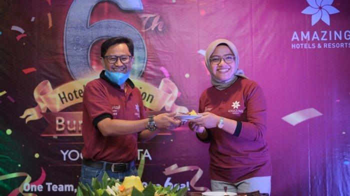 ANNIVERSARY 6th BURZ@ Hotel Yogyakarta