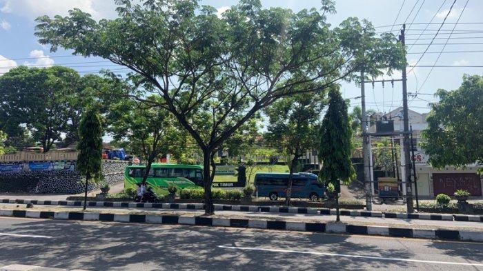 BREAKING NEWS: Kecelakaan Libatkan Bus dan Pemotor di Ring Road Utara Maguwoharjo