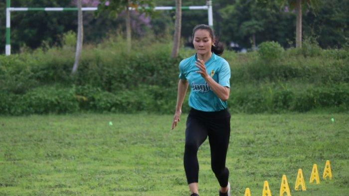 Cabor Atletik Puslatda PON XX DIY Mulai Tingkatkan Intensitas Latihan