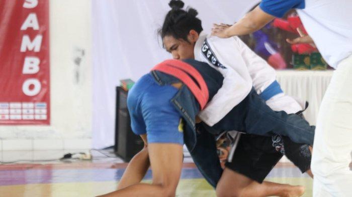 KONI DIY Ingin Atlet Sambo Fokus pada Satu Cabor Saja