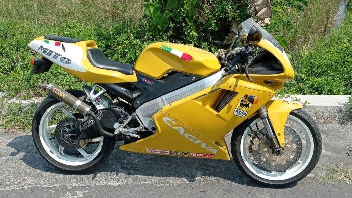 Cagiva Mito 125, Motor Sport Legendaris Asal Italia Berkubikasi Kecil