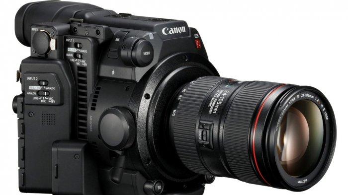 Canon EOS C200 Benamkan Software DaVinci