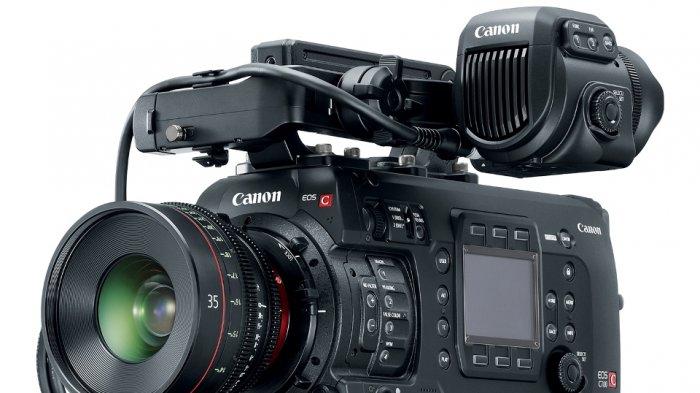 Canon EOS C700 Miliki Desain Teratas di Kategori Kamera Digital Cinema EOS System