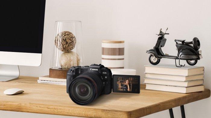 Canon Luncurkan EOS RP, Kamera Mirrorless Full-Frame dengan Desain Ramping dan Ringan