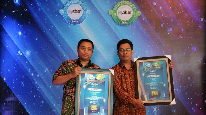 Kamera dan Printer Canon Raih PenghargaanSolo Best Brand Index (SBBI) 2018
