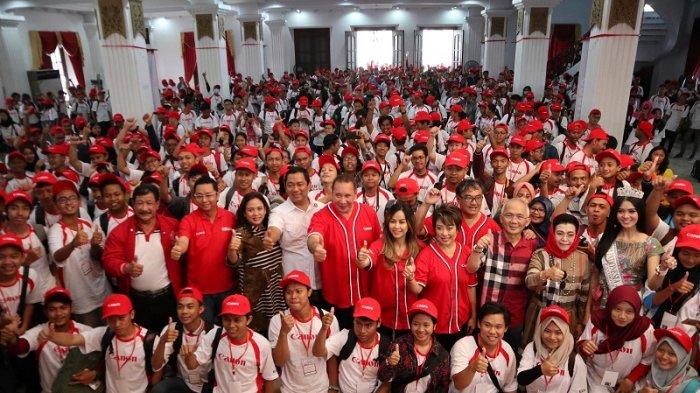 Canon Semarang PhotoMarathon ke-4Diikuti Ribuan Pelajar dan Mahasiwa