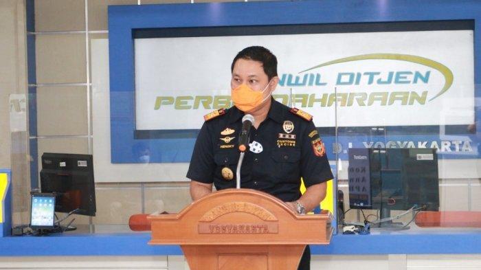 Capaian Kinerja Penerimaan Bea Cukai Yogyakarta Capai 102, 83 Persen