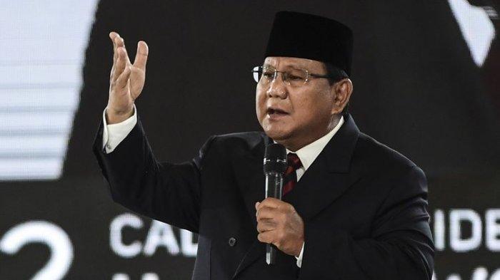 Prabowo Tak Akan Hadir Saat KPU Tetapkan Capres-Cawapres Terpilih