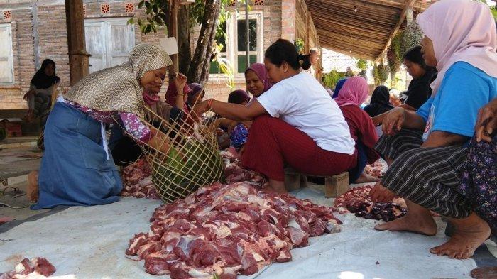 Bolehkah Menjual Daging Hewan Kurban? Ini Penjelasan dan Hukumnya Menurut Syariat Islam