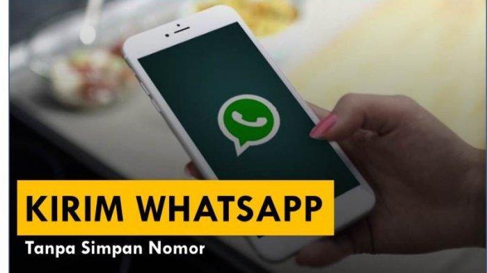 100% Berhasil! Cara Mengirim Pesan WhatsApp Tanpa Menyimpan Nomor Telepon Dulu